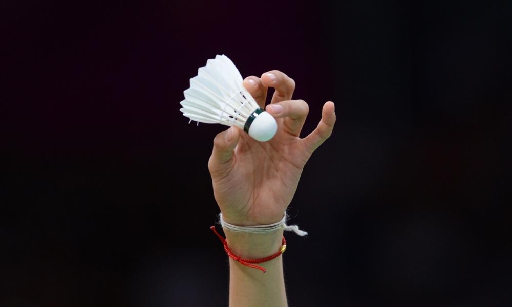Bird flu epidemic has badminton officials in a flap