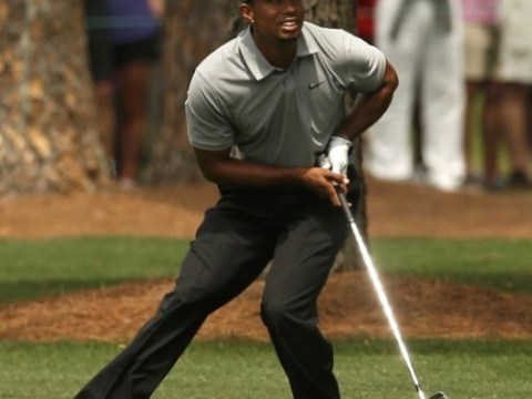 Gallery: First day of the Masters at Augusta 11 April 2013