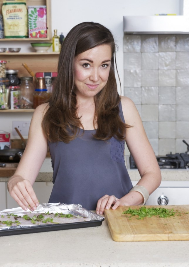 Tori Haschka combines recipes and travel tales in her first cookbook, A Suitcase And A Spatula (Picture: Isobel Wield/RPS)