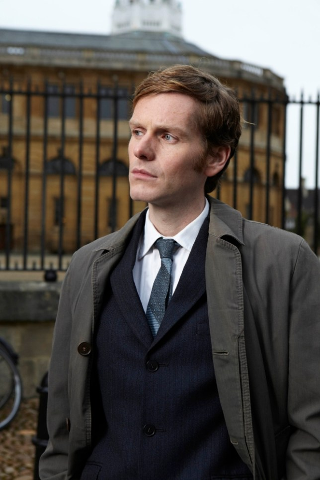 Shaun Evans may not look like John Thaw but he feels connected to Morse the elder (Picture: ITV)