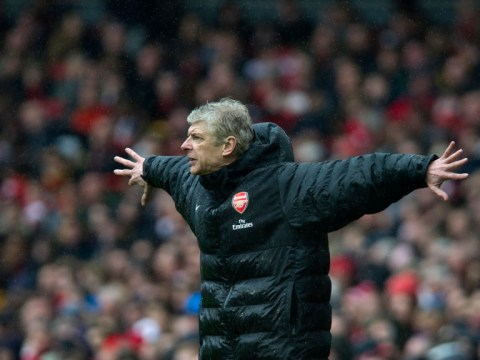 Arsene Wenger not interested in top four placing – yet