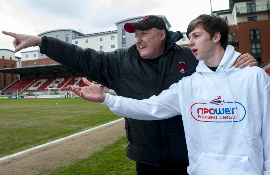 Leyton Orient's 'dream team' get their teenage kicks at Brisbane Road