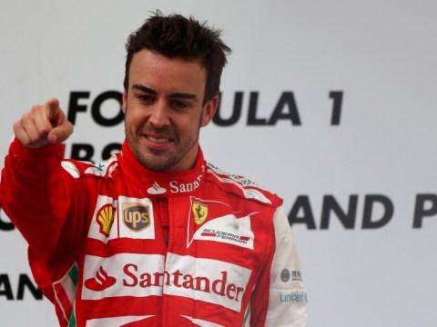 Fernando Alonso wins Chinese Grand Prix as Lewis Hamilton takes third