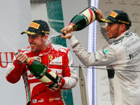 Fernando Alonso hails 'perfect day' after flawless Chinese Grand Prix victory