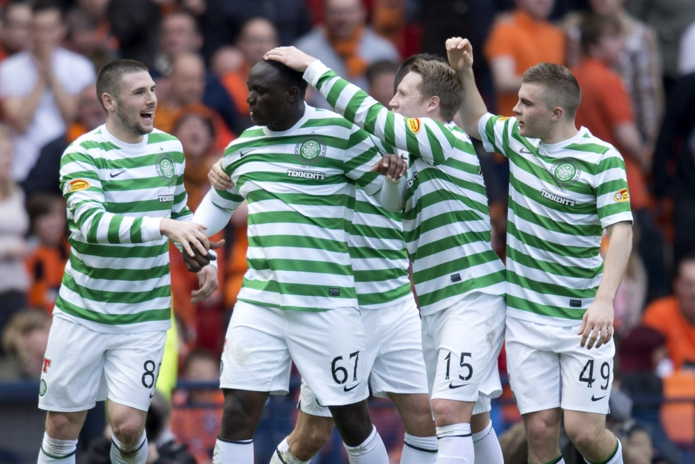 Neil Lennon 'so proud' as double-chasing Celtic beat Dundee United