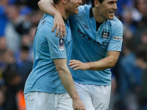 Gareth Barry: Silverware must be the standard at Manchester City