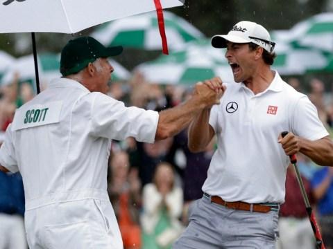 Adam Scott hails role of Tiger Woods' former caddie Steve Williams in Masters triumph