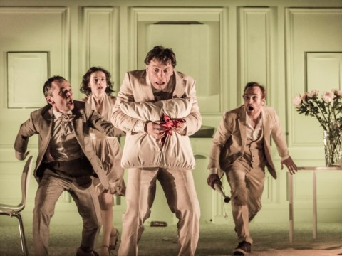 Declan Donnellan's Ubu Roi: An excellently acted spree through grotesquerie