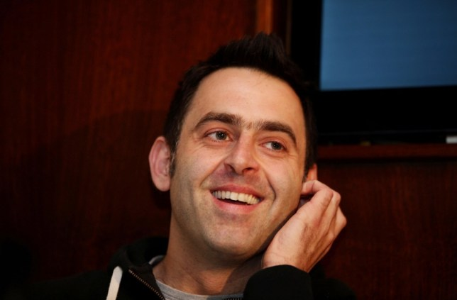 CAPTION CORRECTION - CHANGING SPONSOR NAME, APOLOGIES FOR ANY INCONVENIENCE CAUSED    Snooker - Betfair World Snooker Championship Media Launch - The Groucho Club, London - 15/4/13  Ronnie O'Sullivan during the press conference   Mandatory Credit: Action Images / Steven Paston  Livepic