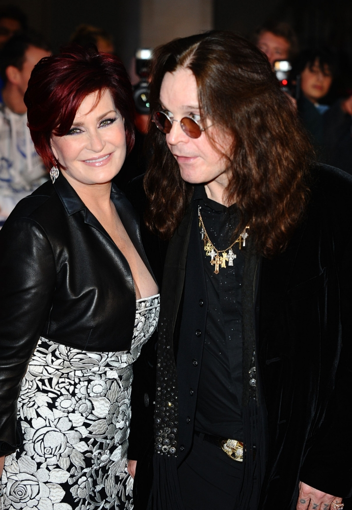 X Factor's Sharon Osbourne demanded divorce from Ozzy following his drugs relapse