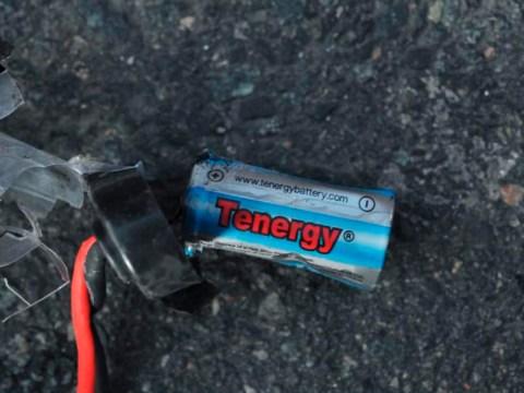 Gallery: Boston marathon bomb scene photos released by FBI