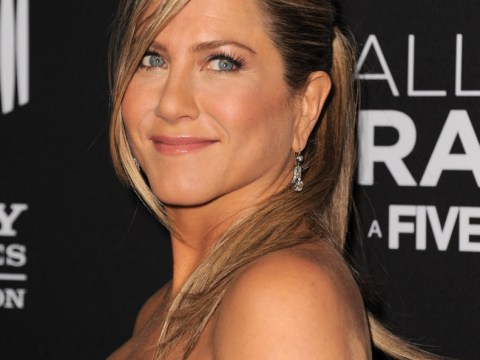 Jennifer Aniston: My fiancé Justin is freaking me out