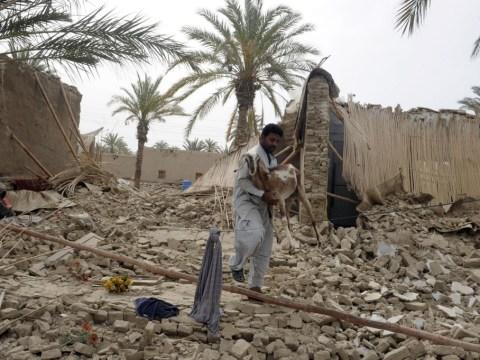 Gallery: Iran earthquake April 2013