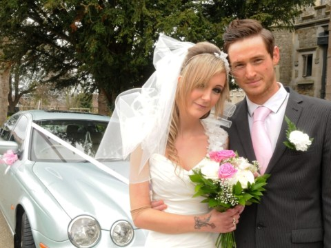 Terminally ill mother has bucket list wedding with model groom