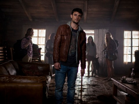 Evil Dead is a gory slice of schlock horror that puts its contemporaries in the shade