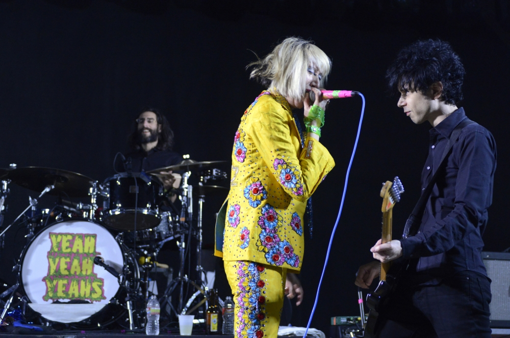 Yeah Yeah Yeahs: The nice guys of indie rock come of age with new album Mosquito