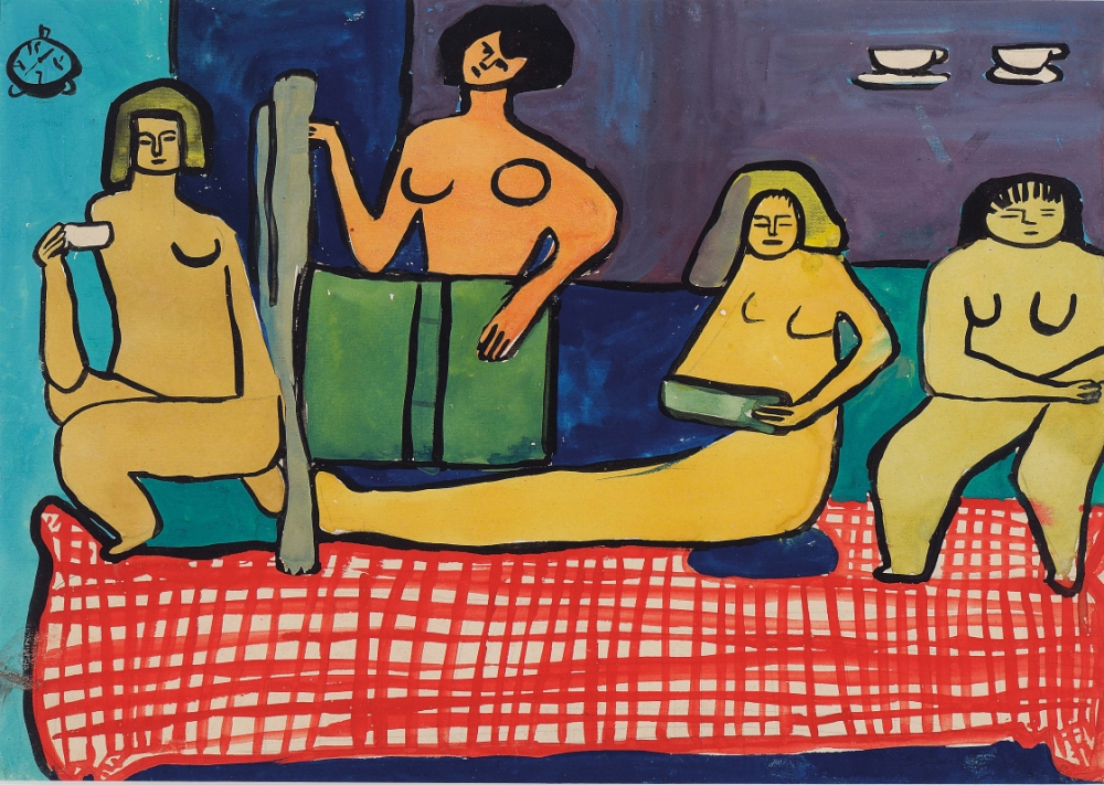 Saloua Raouda Choucair's Tate retrospective is long overdue