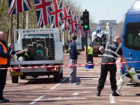 London marathon underway amid heightened secuirty