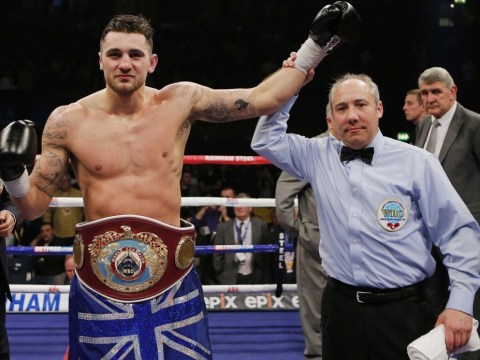 Nathan Cleverly keeps Bernard Hopkins dream alive with victory over Robin Krasniqi