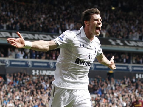 Tim Sherwood 'one million per cent' sure Gareth Bale will stick with Spurs