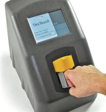 Fingerprint test for alcohol and drinking in workplace