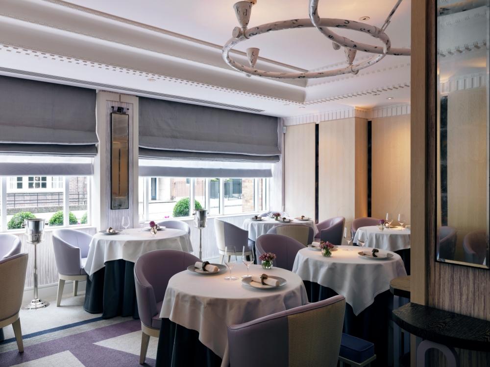 Refurbished Restaurant Gordon Ramsay is a hot ticket