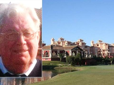British golfer Thomas Ross dies retrieving ball from lake at Spanish resort