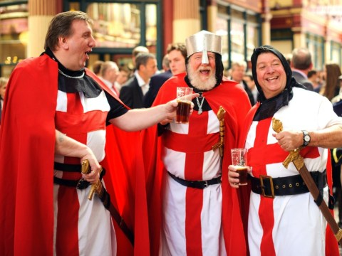 St George's Day 2014: A guide to England's dragon-slaying, princess-saving patron saint