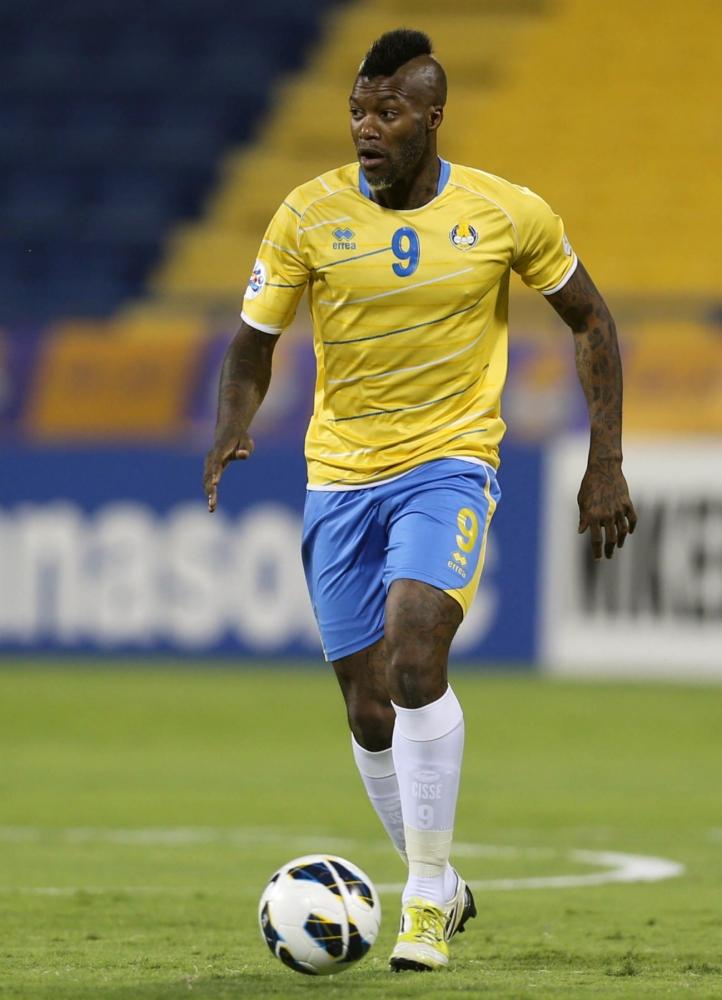 Djibril Cisse signals intent to quit QPR just 48 hours after relegation