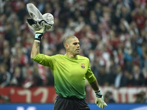 Liverpool on alert as Barcelona goalkeeper Victor Valdes eyes Premier League move