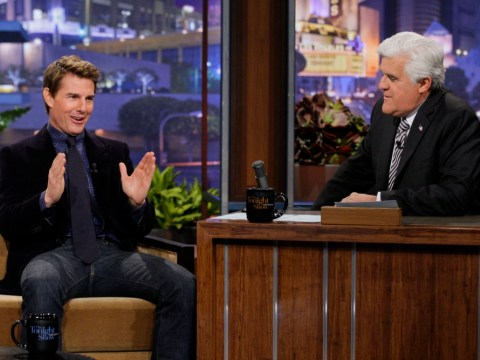 Tom Cruise reveals fan boob menace