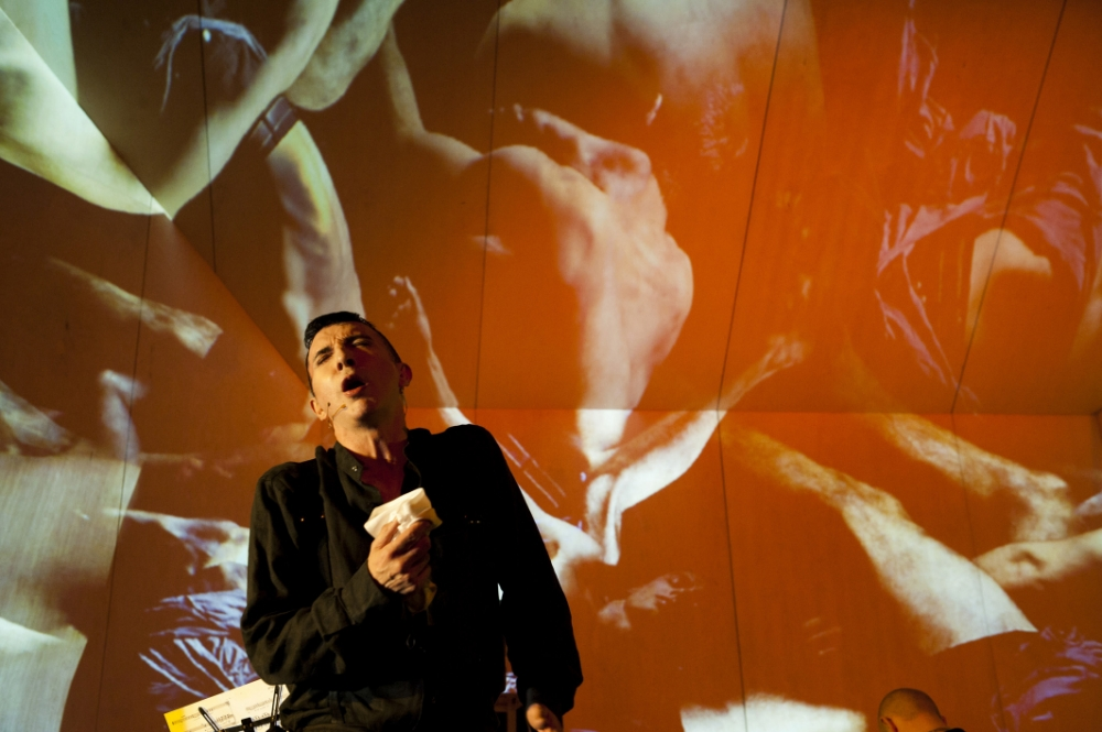 Marc Almond  in Mark Ravenhill's Ten Plagues