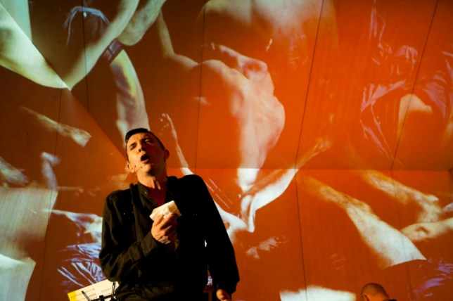 Marc Almond  in Mark Ravenhill's Ten Plagues
