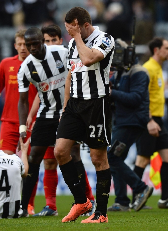 Steven Taylor: Newcastle's 6-0 humiliation felt like a death in family