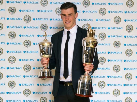 Gareth Bale hails Andre Villas-Boas after claiming PFA Player and Young Player of the Year awards
