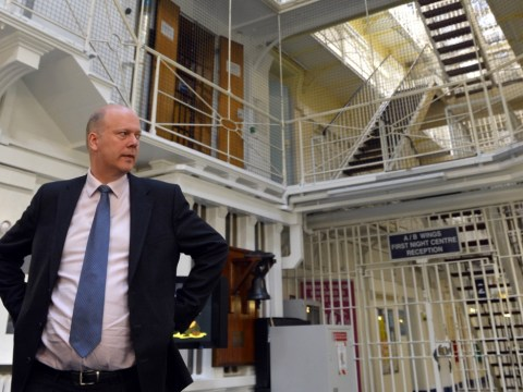 £250million super prison announced as four others close