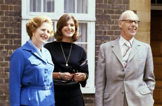 Margaret Thatcher dead: Tributes to former prime minister