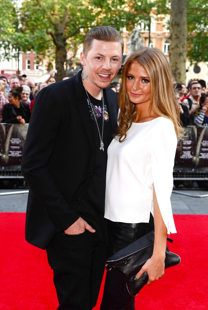 Professor Green: I'll never write a song about Millie