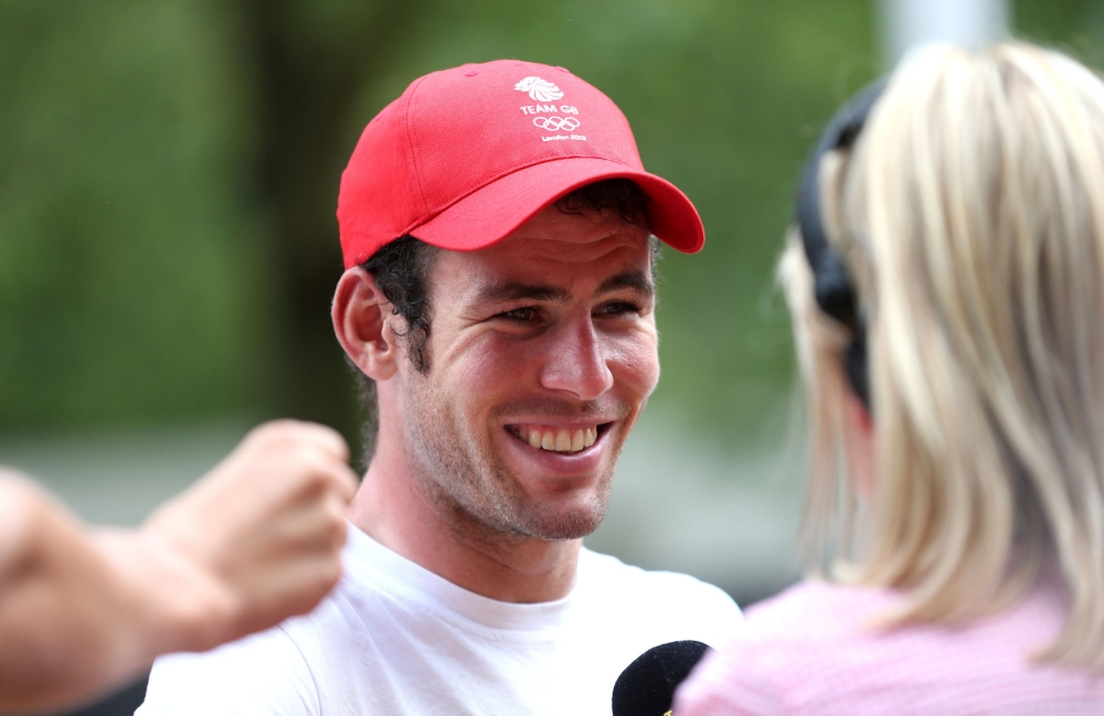 Grand designs mean Mark Cavendish has to get serious