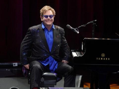 Elton John to headline day celebrating British songwriters in London's Hyde Park