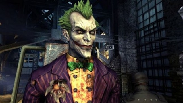 Image result for arkham joker