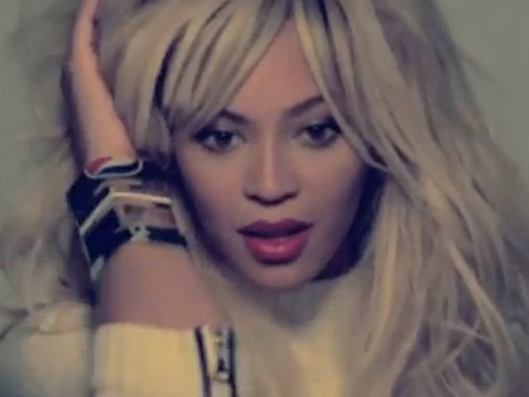 Beyonce goes blonde in preview of video for Grown Woman