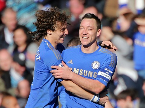John Terry: David Luiz is a true leader and could replace me as Chelsea captain