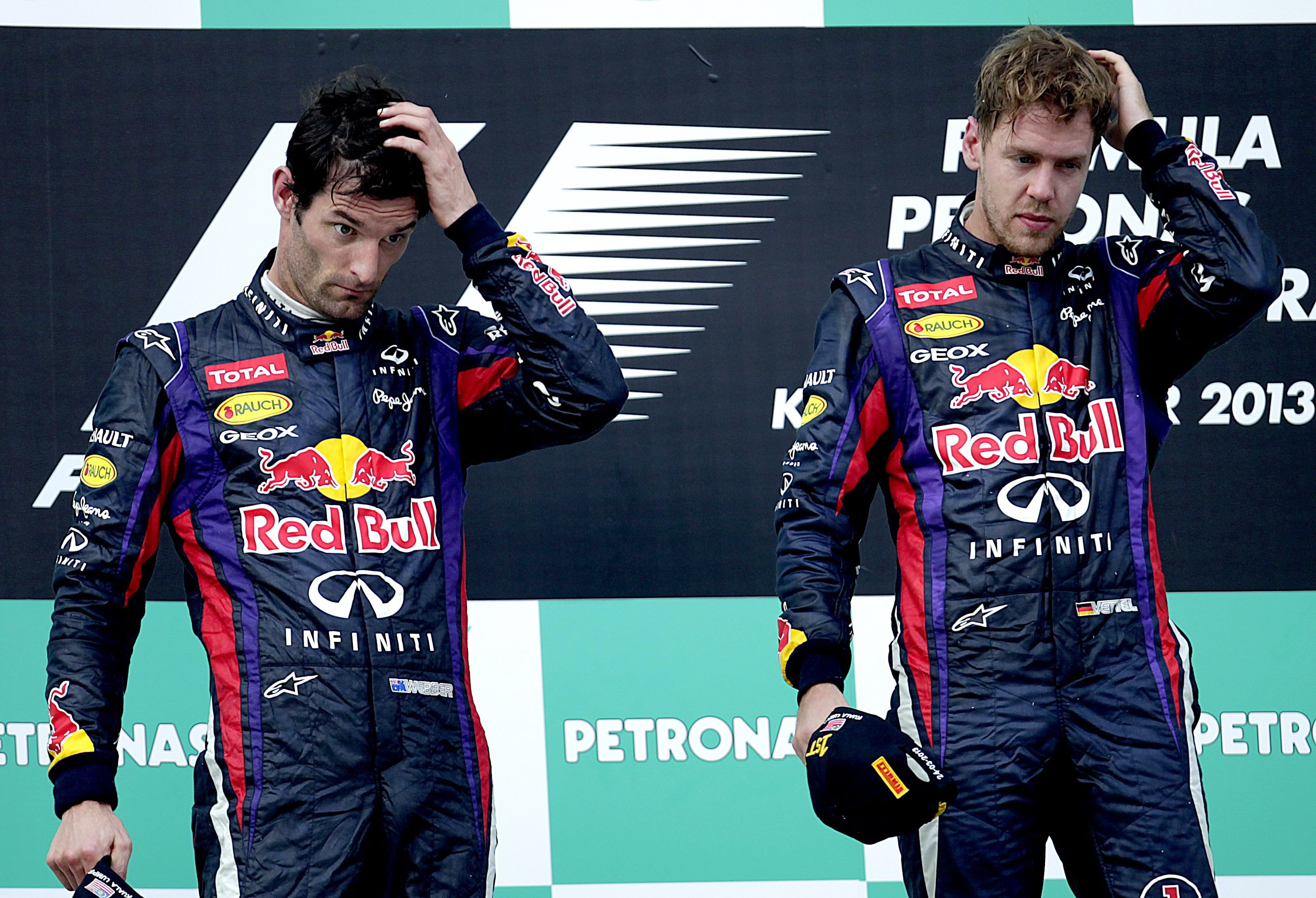 Christian Horner: Sebastian Vettel and Mark Webber 'not after revenge'