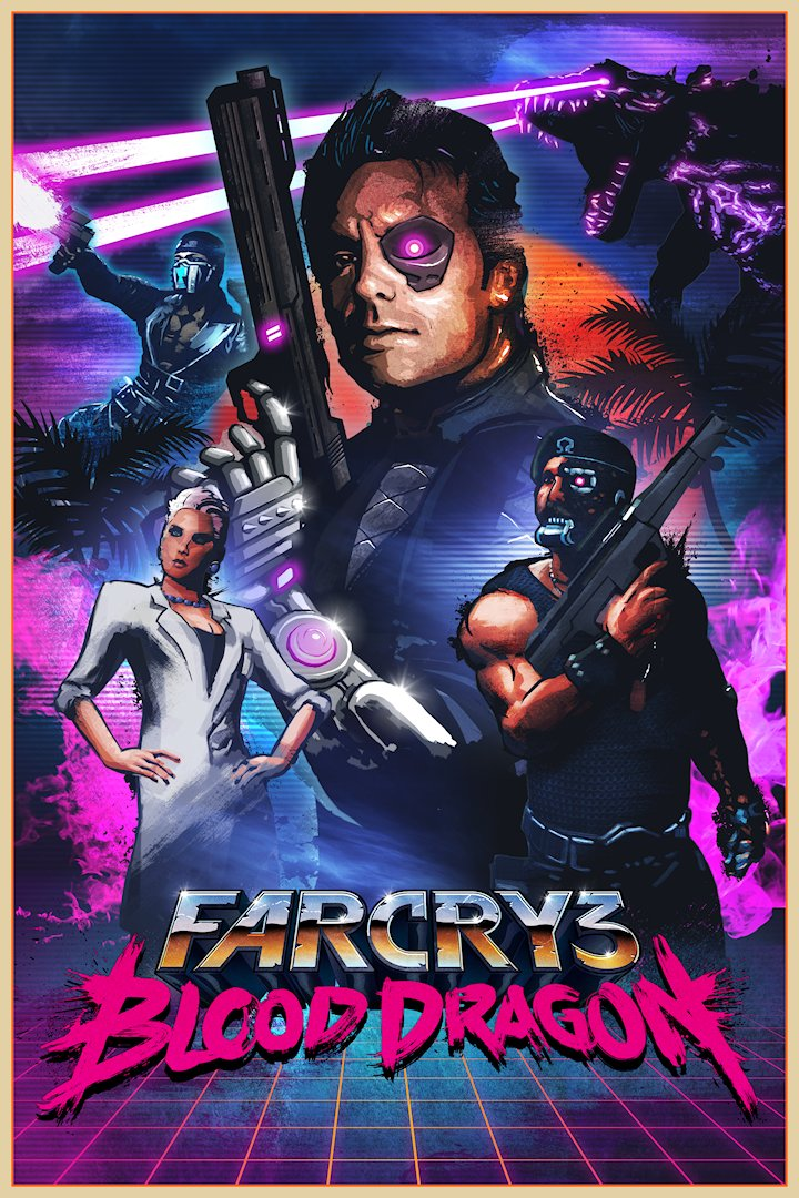 Far Cry 3: Blood Dragon review – direct to video