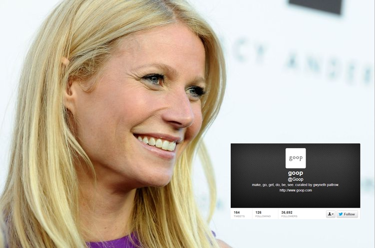 Gwyneth Paltrow's Goop to Snooki slippers: The 10 weirdest film star-endorsed products