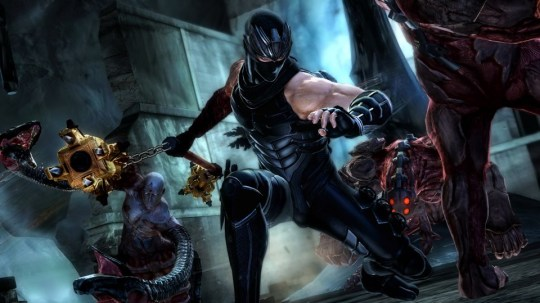 Ninja Gaiden 3 Razor S Edge Xbox 360 Review By Popular Demand Metro News