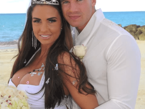 Katie Price attempts to revive singing career on YouTube with Kieran Hayler wedding song