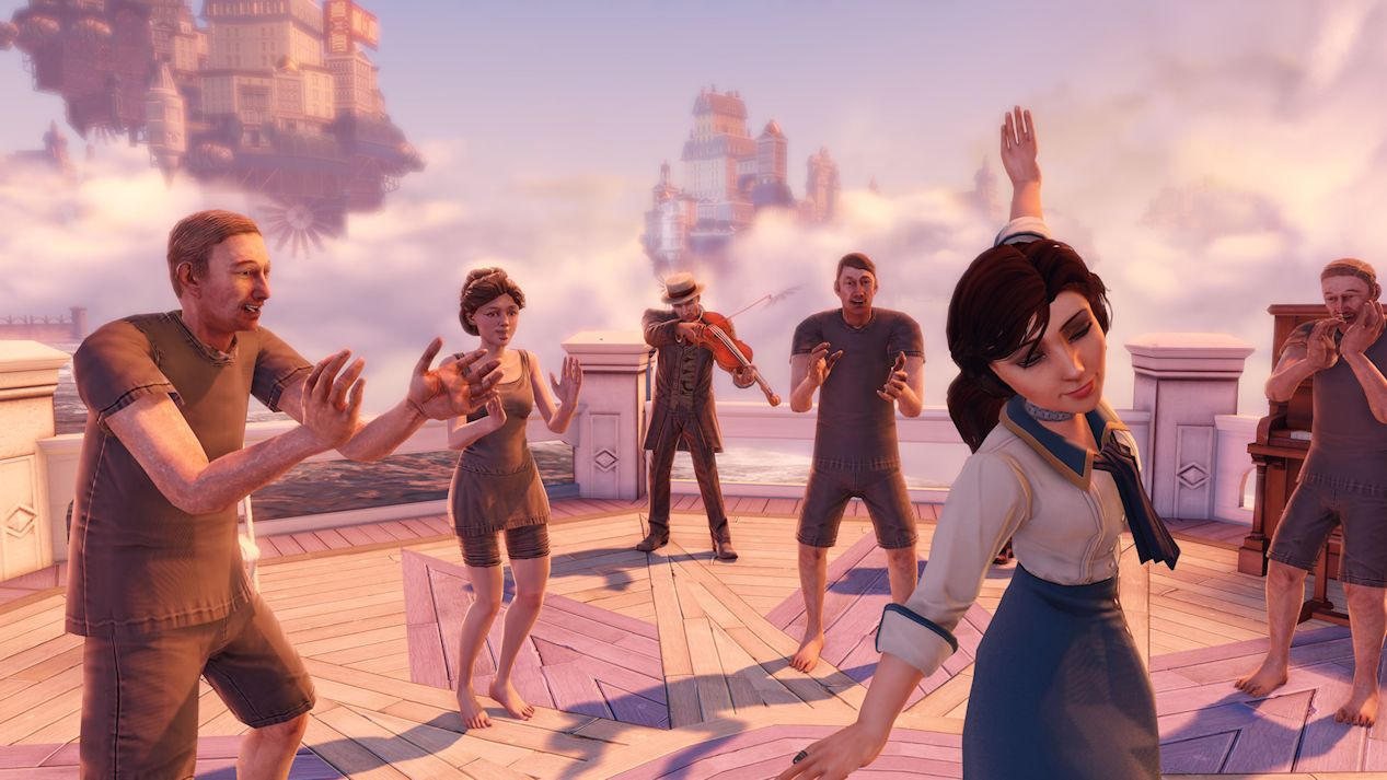 BioShock Infinite – a critical and commercial hit