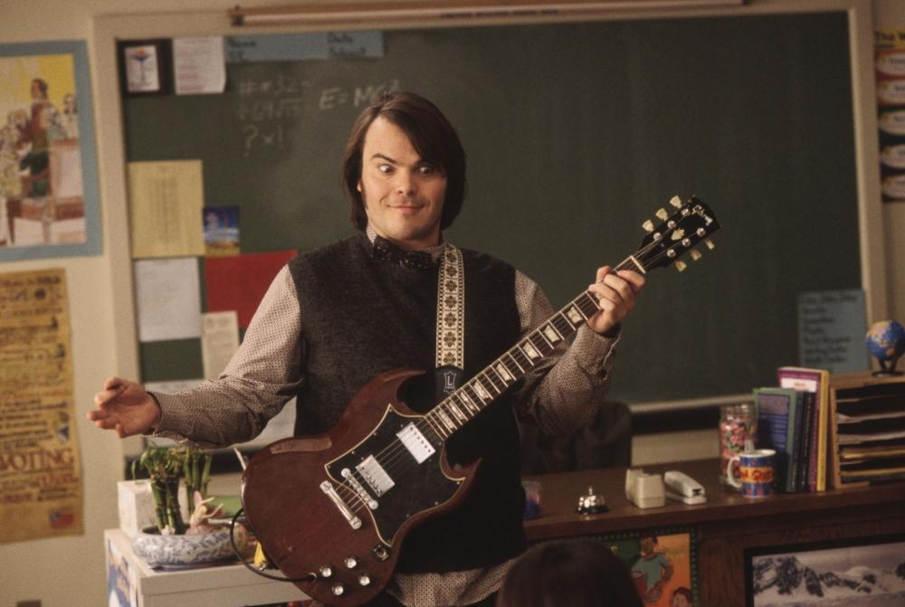 Andrew Lloyd-Webber reveals plans for School Of Rock the musical